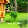 Лесоград - строительство деревянных домов