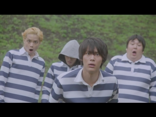 Школа-тюрьма (3 Серия) (Рус.Озвучка) / Kangoku Gakuen / Prison School (HD 720p)