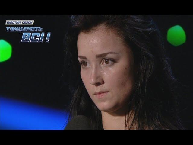 Елена Головань - Кастинг в Киеве - Танцуют все 6 - 18.10.2013