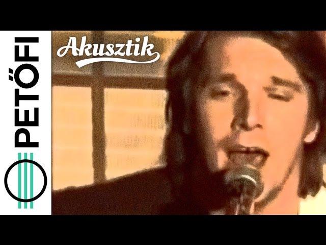 Csík zenekar - Sehol se talállak feat. Kiss T. (Quimby) - Petőfi Rádió Akusztik