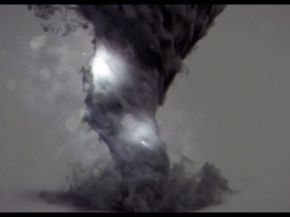 RealFlow and FumeFx - Creation of a Tornado - Part 002
