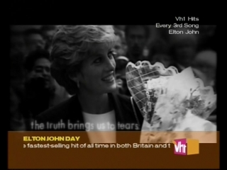 Elton John - Candle In The Wind (Dedicated To Princess Diana)