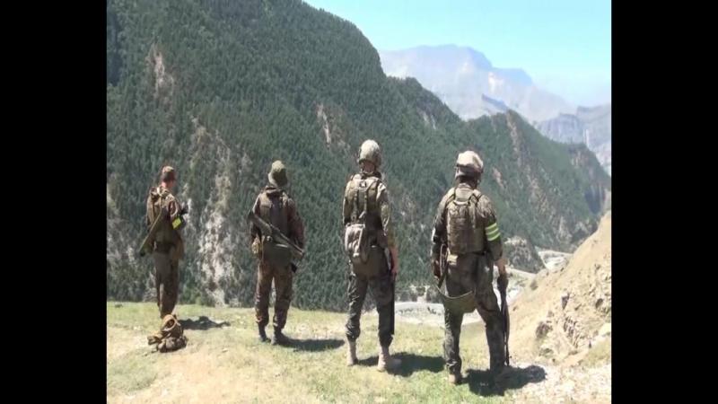 Уничтожен главарь Имарата Кавказ Видео НАК
