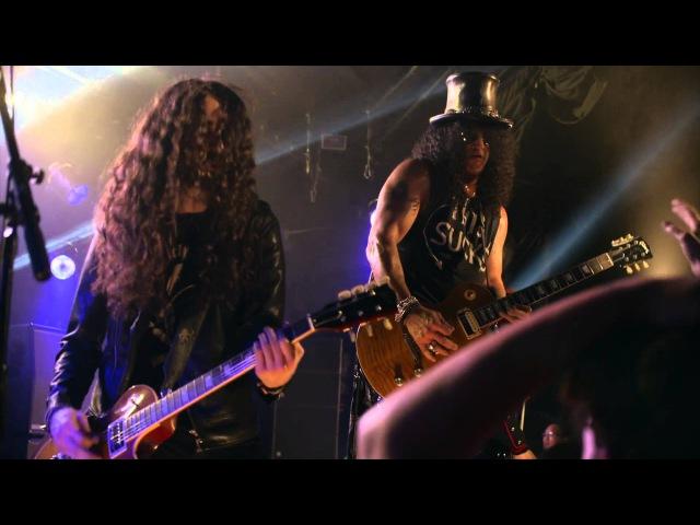 Slash - Nightrain Live at the Roxy 2014
