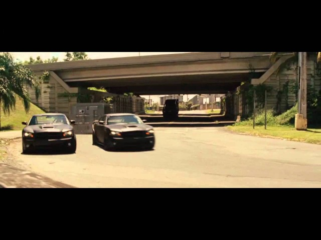 Fast Five Don Omar Ft Lucenzo Danza