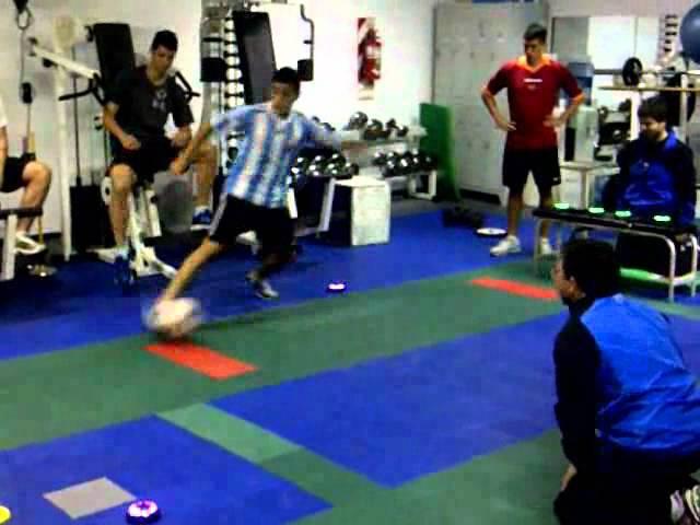 FITLIGHT Trainer™ Argentina Soccer Training Drills