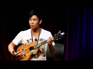 "Jake Shimabukuro: ""Grand Ukulele""   Musicians at Google"