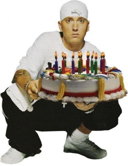 красивая поздравление с днем рождения от реперов взрослые дети смогут