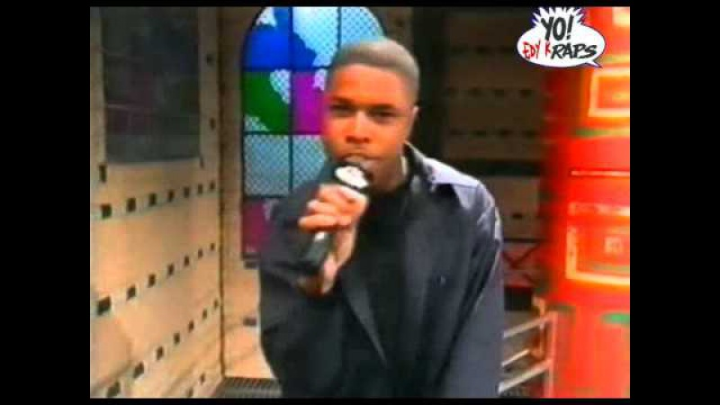 D Nice 25 Ta Life Live @ Yo MTV Raps 1991 HQ