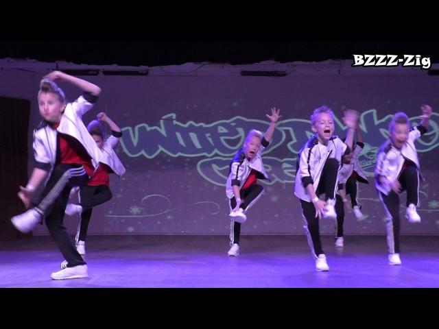 UNITED DANCE OPEN 2015 Хип хоп Команда BZZZ Zig