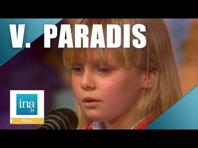 Vanessa Paradis à l'école des fans Archive INA