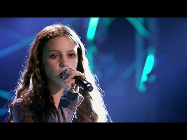 Resa - 'Nothing Else Matters'   Sing-off  The Voice Kids   VTM