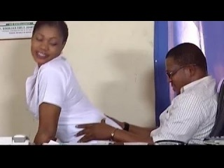 Black ASS Sex Clinic Latest 2015 Nigerian Nollywood Ghallywood Movies