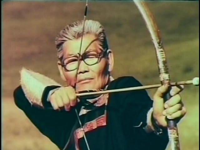 Урианхай, Буриад, Халха Монгол сурын харваа баримтат кино