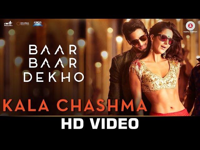 Kala Chashma Baar Baar Dekho Sidharth M Katrina K Prem Hardeep ft Badshah Neha K Indeep