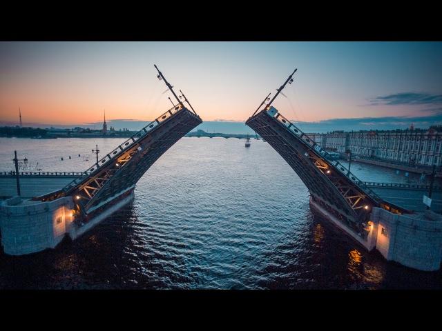 Saint Petersburg Aerial Аэросъемка СПб