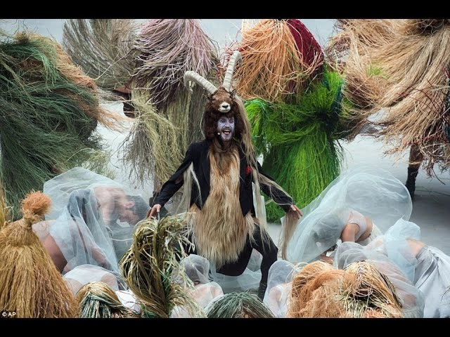 Готардский Тоннель и Дьявольский Ритуал полная версия