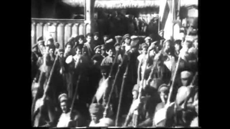 История России ХХ век. Серия 51. Советско-польская война
