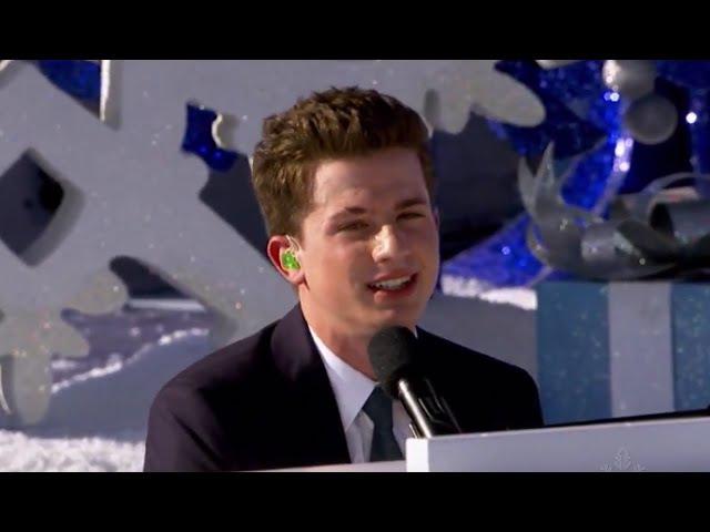 Charlie Puth - One Call Away (Live at Disney Parks Christmas Day Parade)
