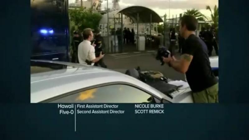 Гавайи 5 0 Hawaii Five 0 2010 ТВ ролик сезон 1 эпизод 7