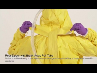 Johns hopkins personal protective equipment prototype for ebola
