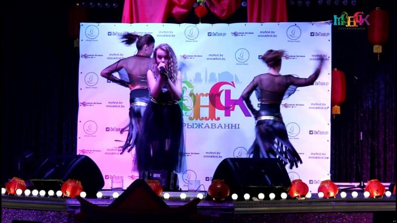 Екатерина Дыдышко feat. ANANKO DANCE SCHOOL Шагай 13 лет, 2016 г.