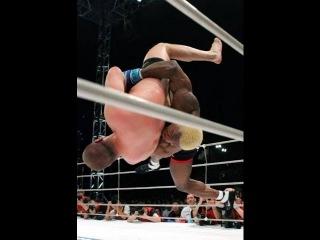 Kevin Randleman vs Fedor Emelianenko   Suplex   Training Base