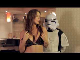 Adult xxx star wars | amanda cerny