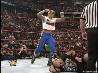WWEWM Survivor Series 1997 Godwinns New Age Outlaws vs Headbangers New Blackjacks