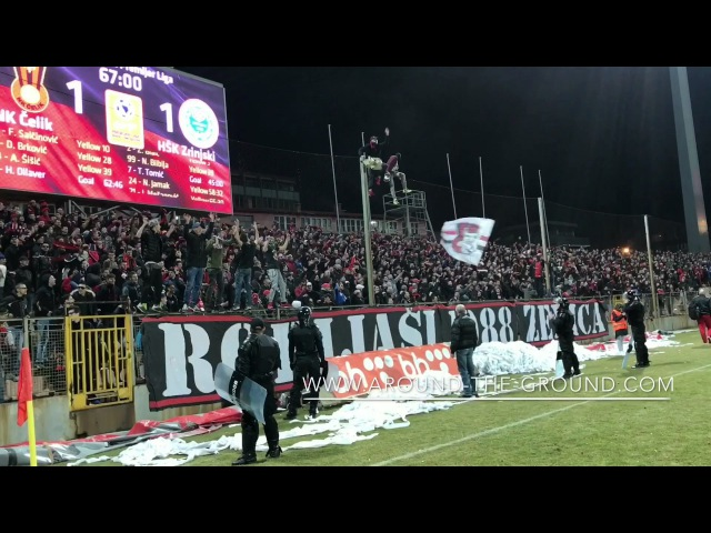 25.02.17 | ČELIK ZENICA - Zrinjski Mostar