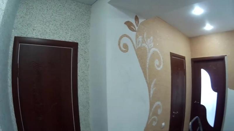здесь жидкие обои рисунки коридор данный