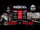 Wendell Roche vs Steven Banks Full Fight (Muay Thai) - Phoenix 2