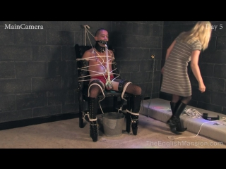 Mistress Sidonia - Real Time Footage 24/7 Slavery