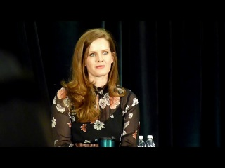 Rebecca Mader! (Bex) at OUAT con Vancouver