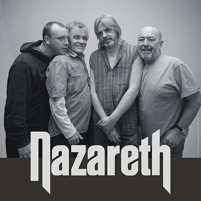 концерт NAZARETH в Москве
