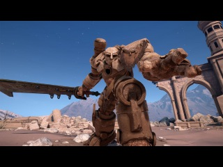 6 Minutes of Golem Gameplay on PlayStation VR - GDC 2016