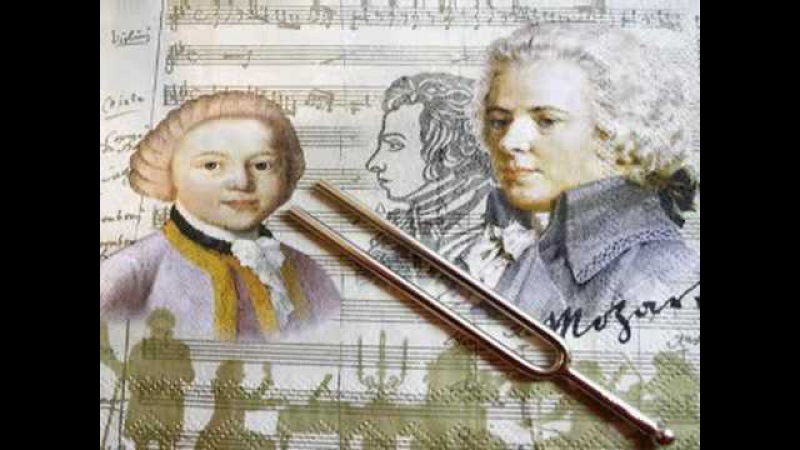 Mozart :Trio 'Soave sia il vento' from Opera 'Cosi fan tutte