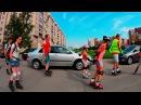 С жаркой зеленой, 03.07.16 katgo ролики skatetown