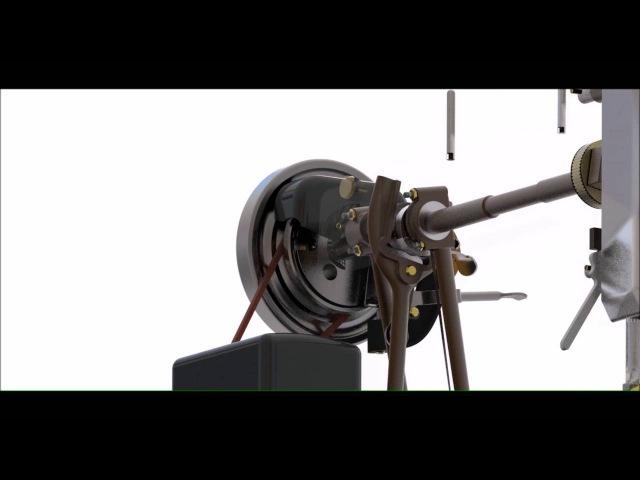 Bagat Jadranka Mk.I CAD Model