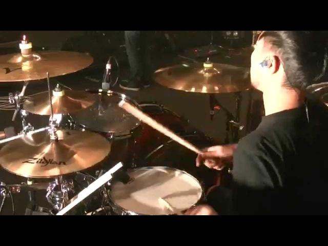 TAMA Sound Check on Stage_Masack (My First Story) @ Diamond Hall 虚言NEUROSE TOUR -FINAL-