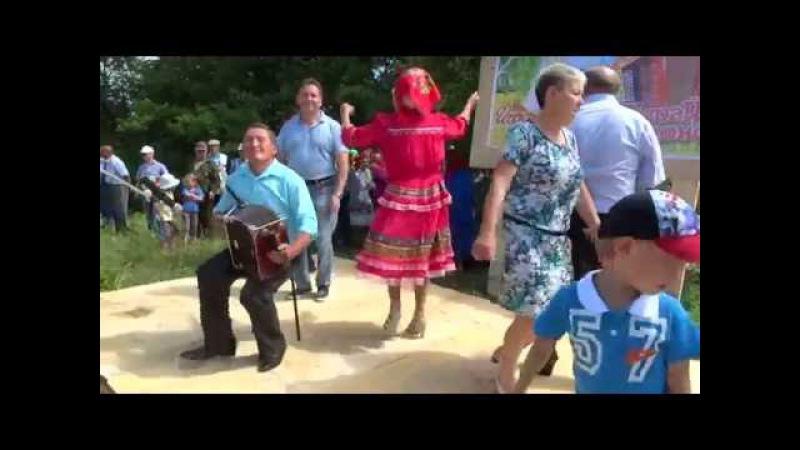 Марийский танец Видео Василия Хайбуллина Янсубаев Николай Андреевич д Кильметово