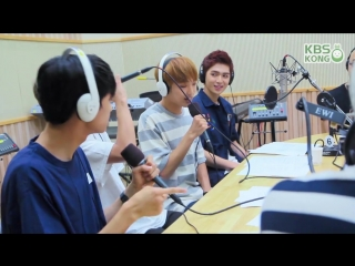 Up10tion sunyoul, hwanhee - love in the milky way cafe (10cm)