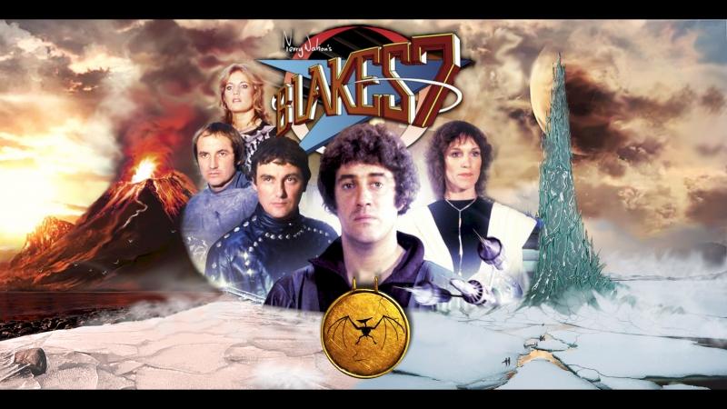 Семёрка Блейка Blake's 7 01 сезон 01 серия 1978