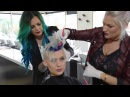 Pulp Riot Hair Color Stephany Smith and Jamie Gomez from Parlour Eleven Salon