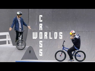 CROSS WORLDS: Russia's best in BMX