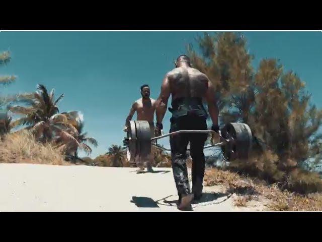 Hardcore Beach Training with Tony Sentmanat from RealWorld Tactical
