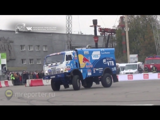 Фестиваль автоспорта Формула Студент 2016 в ВДНХ