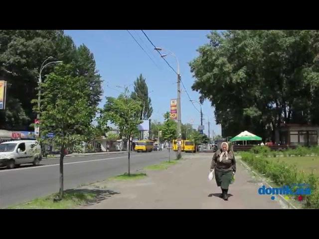 Обзор Нивок Нивки район Киева видео