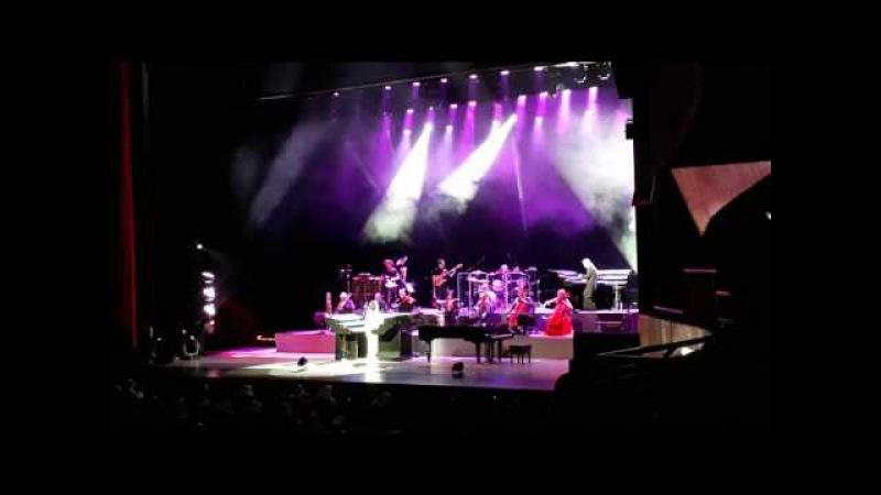 Yanni vertigo kuwait concert @JACC 20 4 2017