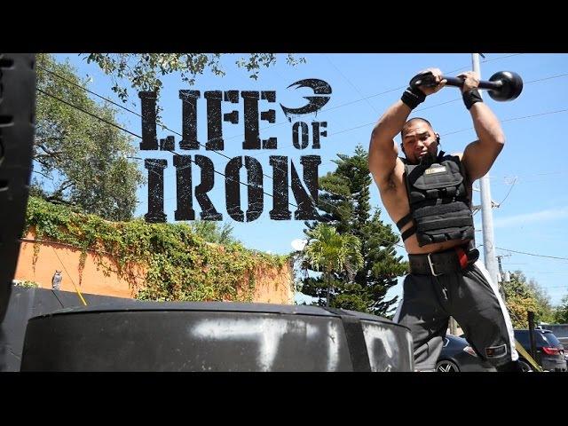 LIFE of IRON Episode 4 Tony Sentmanat RealWorld Tactical